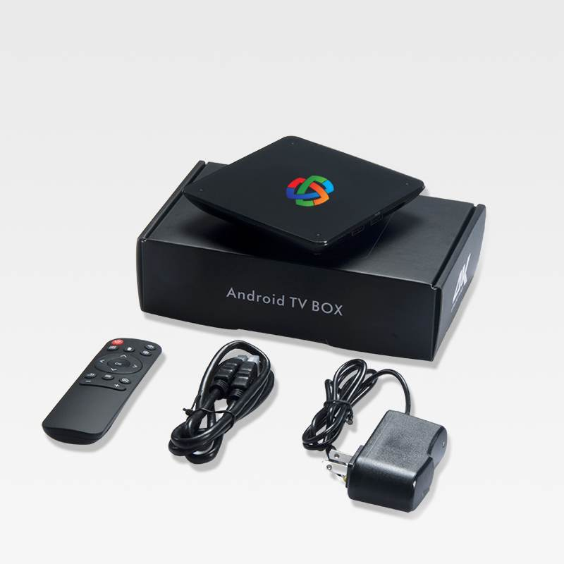 OTT TV BOX Android -  Model T9 - S912